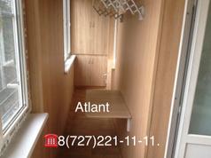 Утепление балкона в алматы от компании atlant.