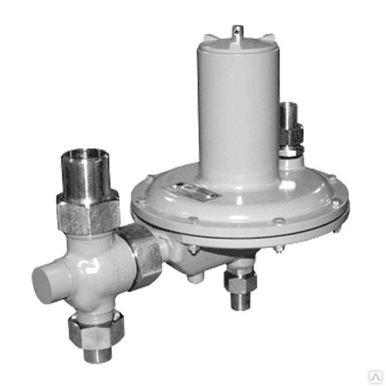 Регулятор давления ВОЛГА-ГАЗ РД-32М/Ж